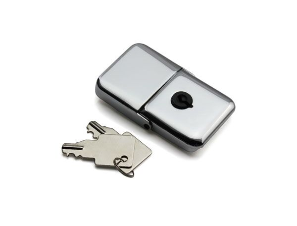 Concealed & Lockable Toggle Latch