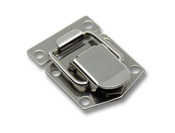 Flexible & Damping Toggle Latch