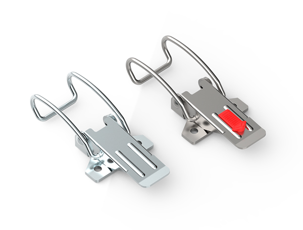 Safety & Damping Toggle Latch